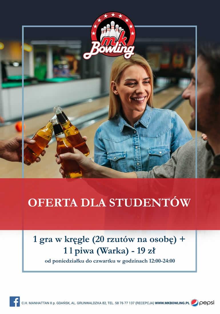 Oferta dla studentów