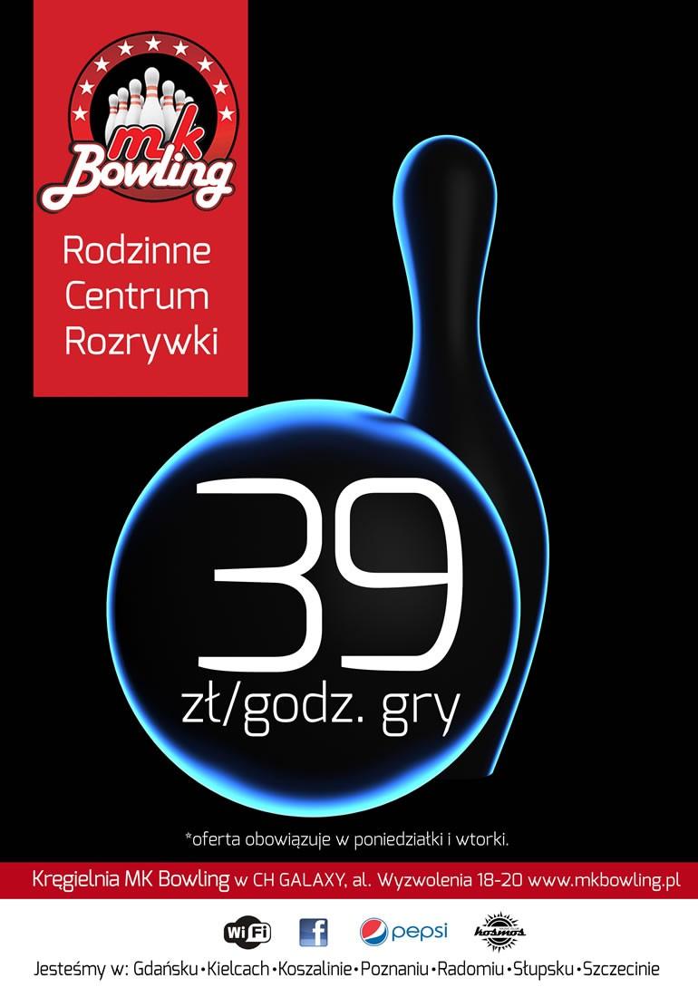 Bowling za 39zł
