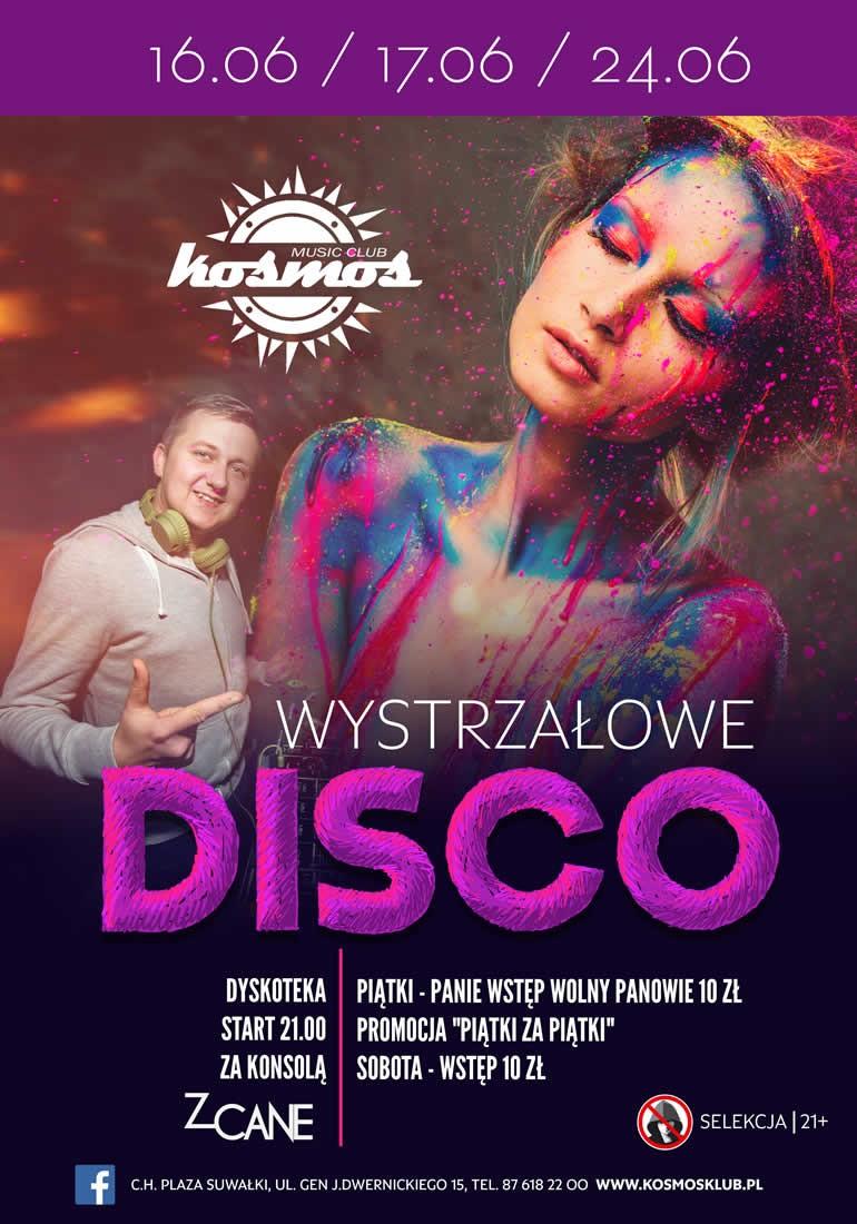 Wystrzałowe disco