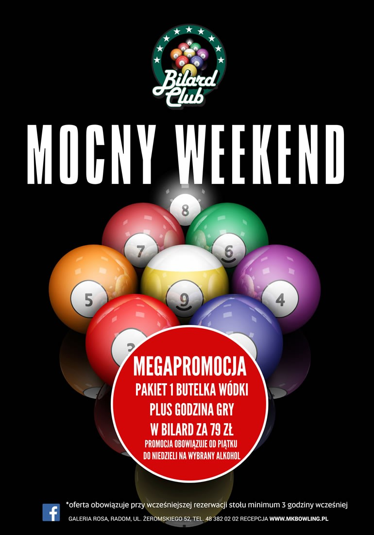 Mocny Weekend