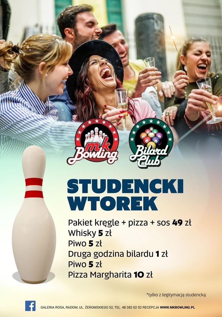 Studencki Wtorek