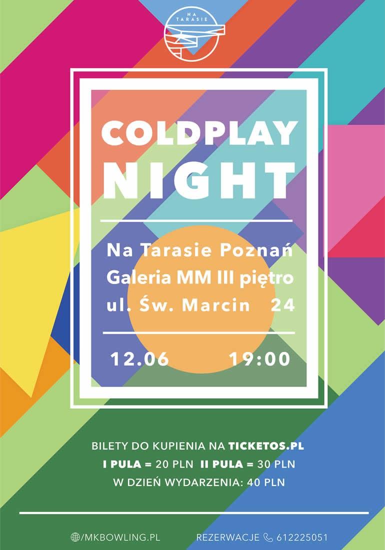 Coldplay Night