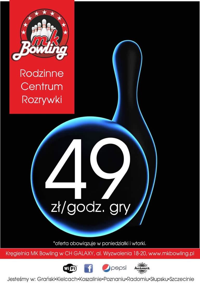 Bowling za 49zł