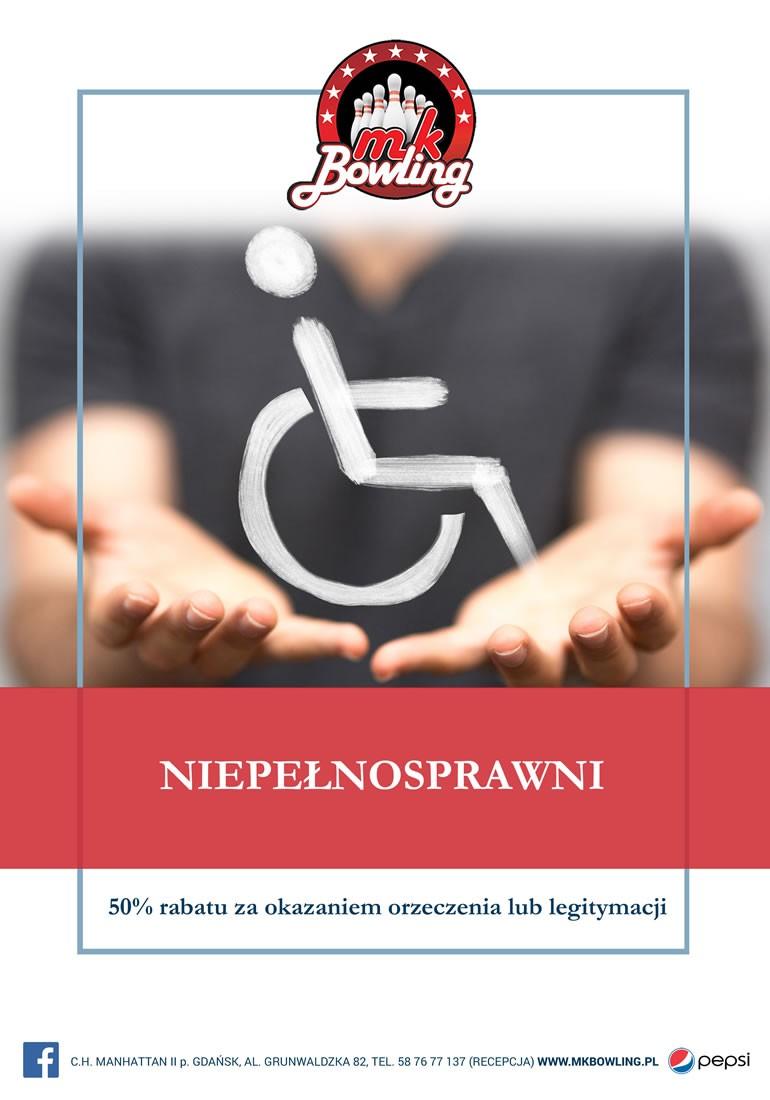 Oferta dla niepełnosprawnych