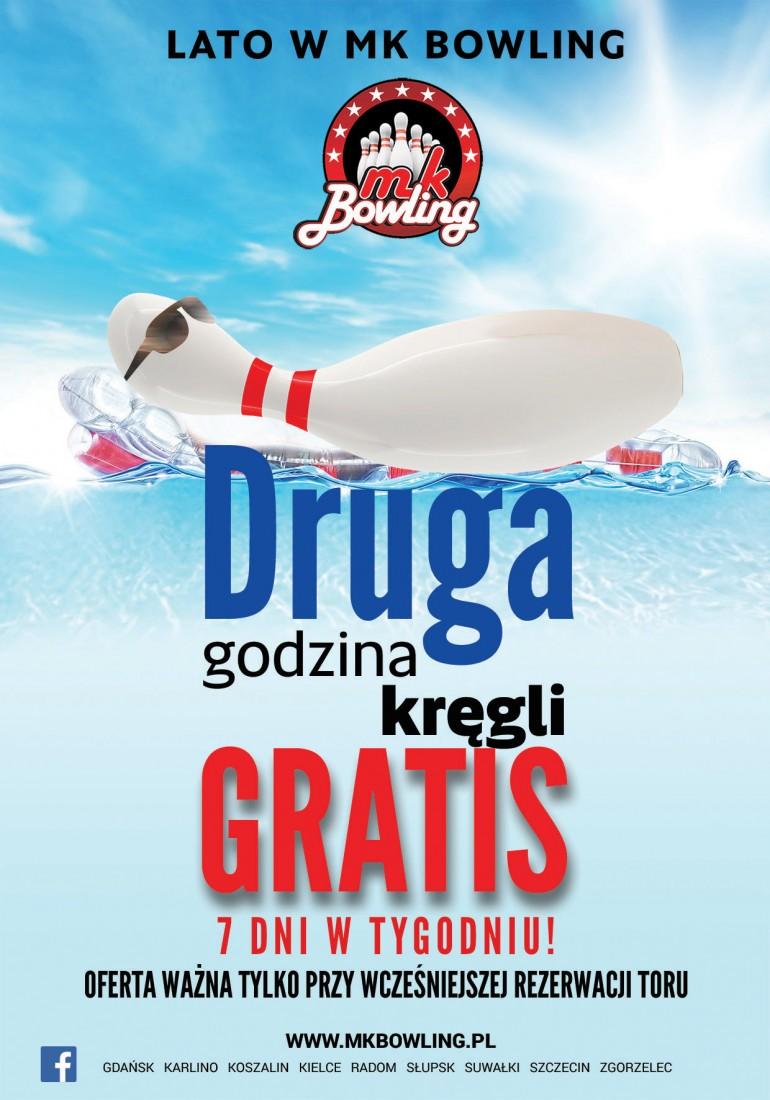 Lato w MK Bowling