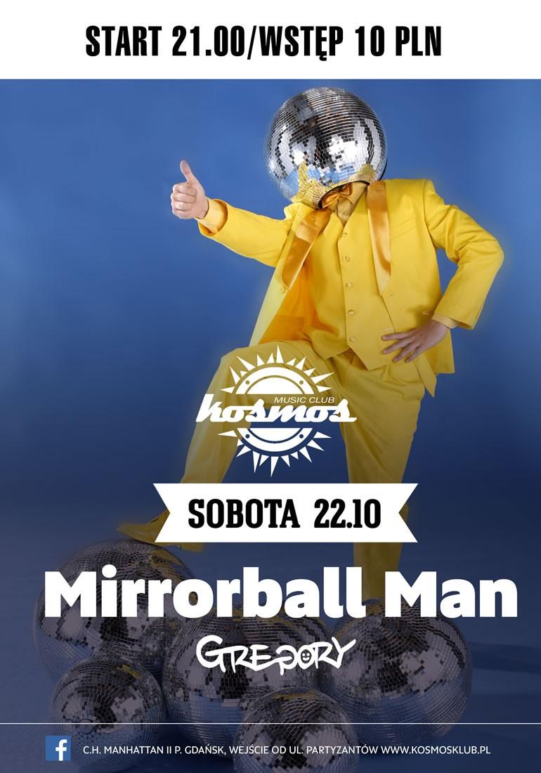 Mirrorball Man