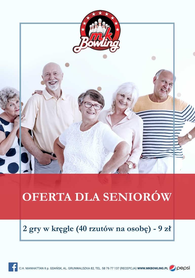 Oferta dla seniorów
