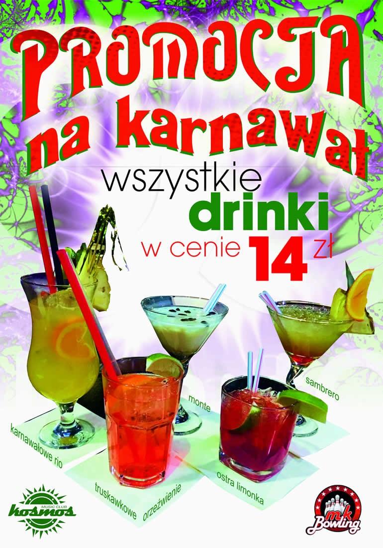 Promocje na drinki