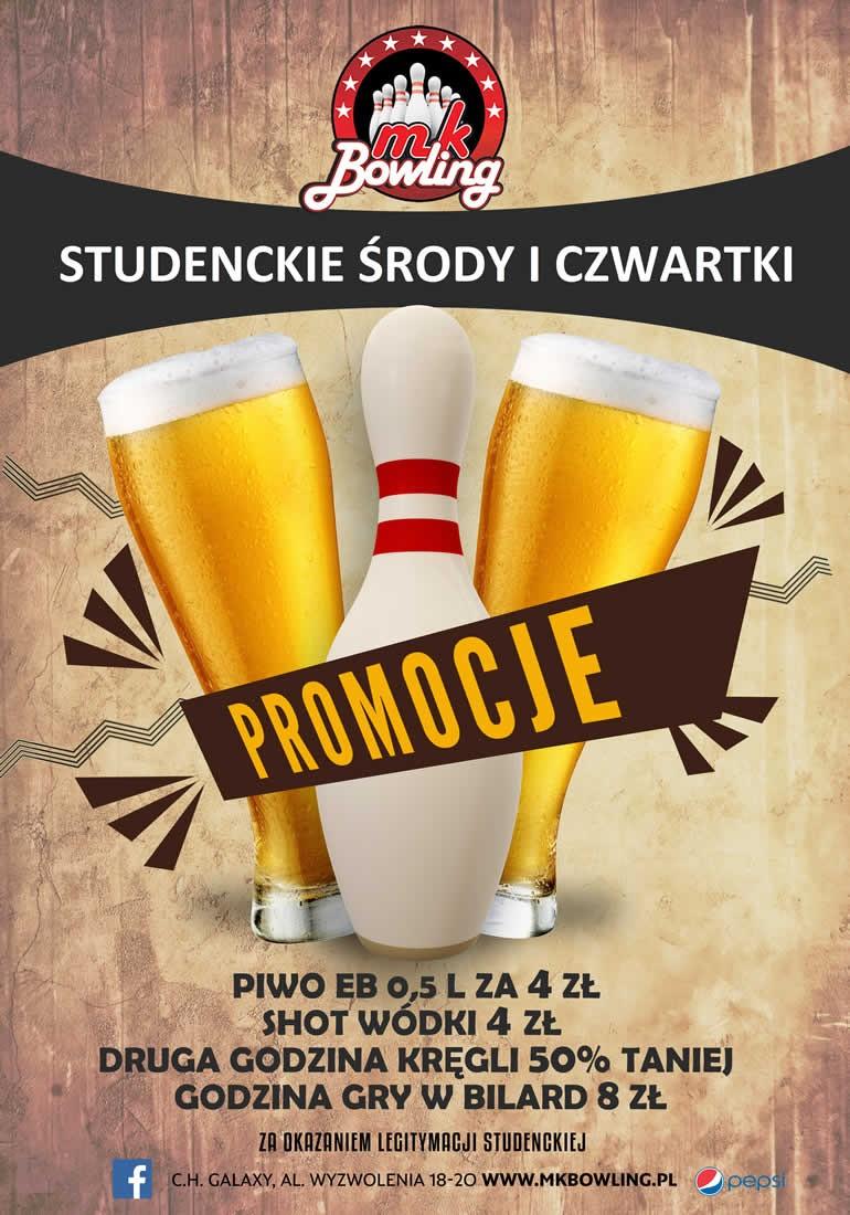 Studenckie promocje