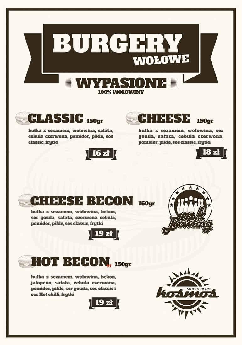 Wypasione burgery