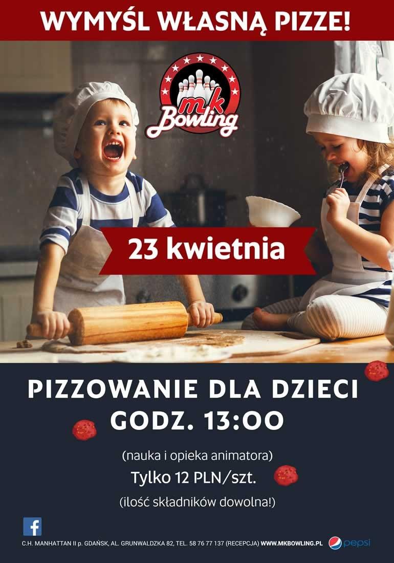 Pizzowanie dla dzieci