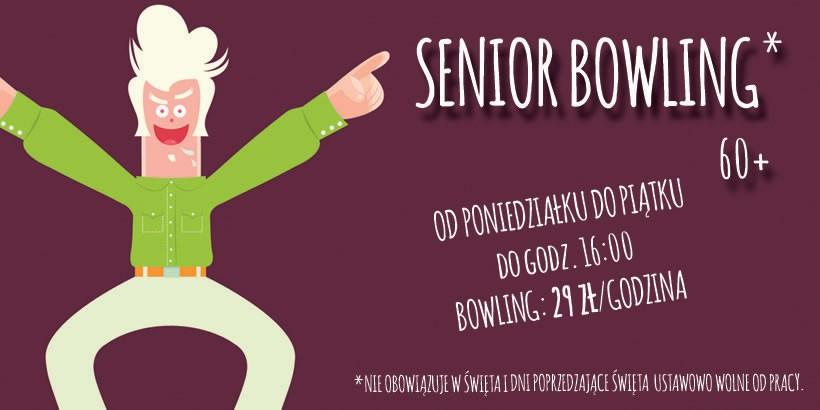 Senior bowling