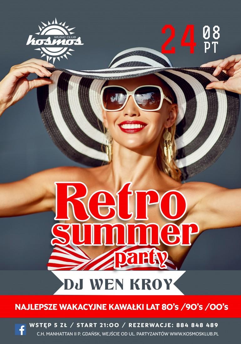 Retro Summer Party